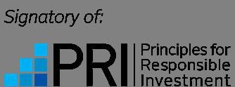 PRI Signatory